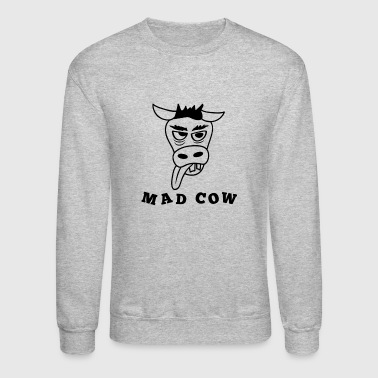 Disease Mad Cow - Crewneck Sweatshirt