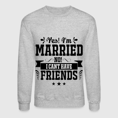 married - Crewneck Sweatshirt