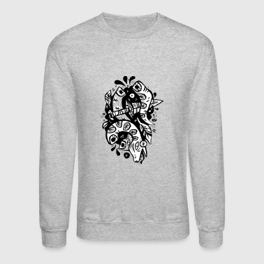 snake serpent - Crewneck Sweatshirt