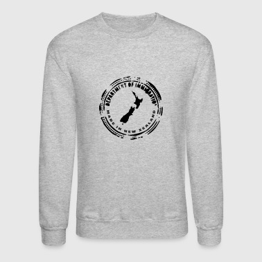 Made In New Zealand - Crewneck Sweatshirt