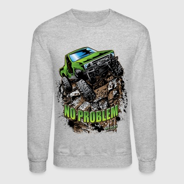 Toyota Rock Crawler Green - Crewneck Sweatshirt