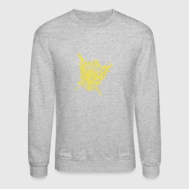the crest - Crewneck Sweatshirt