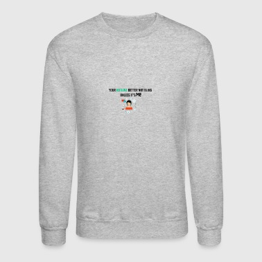 Hotline bling - Crewneck Sweatshirt