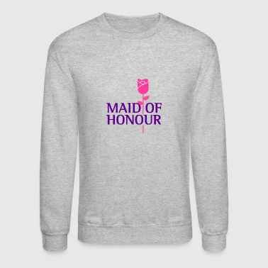 The Maid Of Honor - Crewneck Sweatshirt