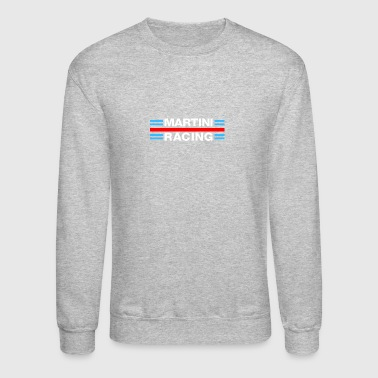 Martini Racing White - Crewneck Sweatshirt