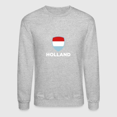 National Flag Of Netherlands - Crewneck Sweatshirt