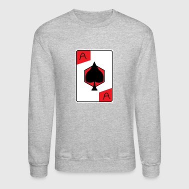 Ace of spades - Crewneck Sweatshirt