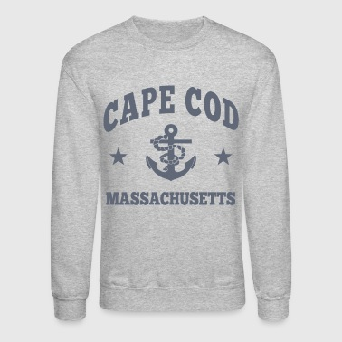 Cape Cod Massachusetts - Crewneck Sweatshirt