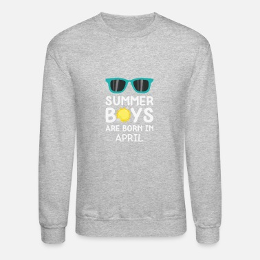 April Boy Summer Boys in APRIL - Crewneck Sweatshirt