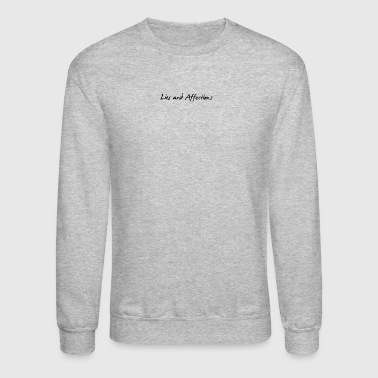 Lies And Affection - Crewneck Sweatshirt