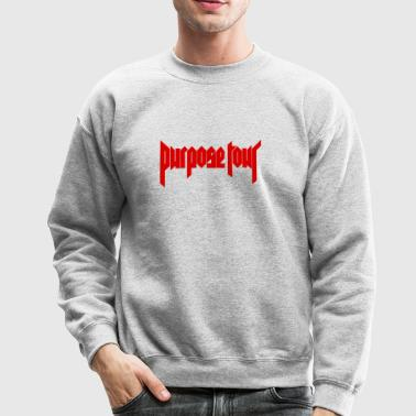Purpose Tour - Crewneck Sweatshirt
