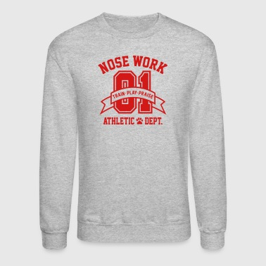 Nose Work - Crewneck Sweatshirt