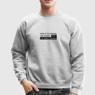 morning - Crewneck Sweatshirt