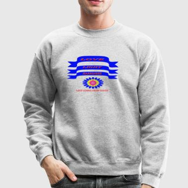 HAPPY - Crewneck Sweatshirt