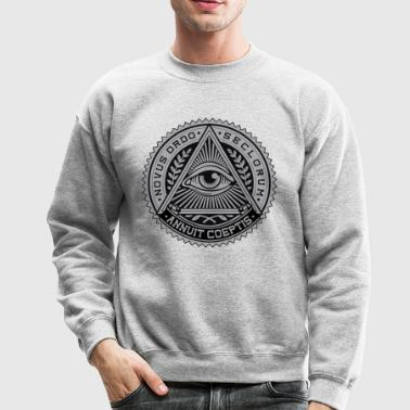 New world order - Crewneck Sweatshirt