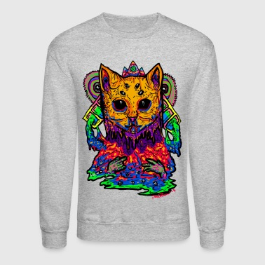 Monster Series: Charging Up - Crewneck Sweatshirt