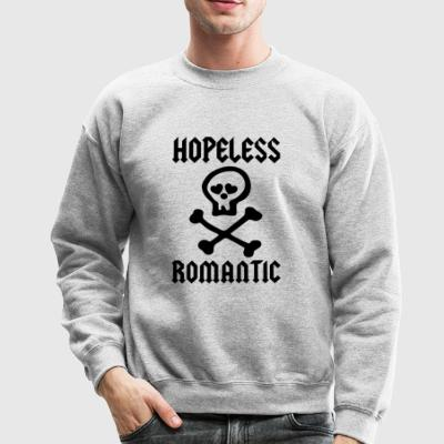 HOPELESS ROMANTIC - Crewneck Sweatshirt