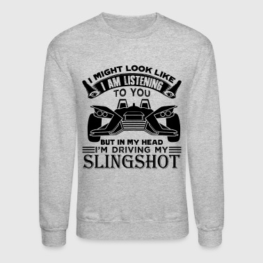 Slingshot In My Heart Shirt - Crewneck Sweatshirt