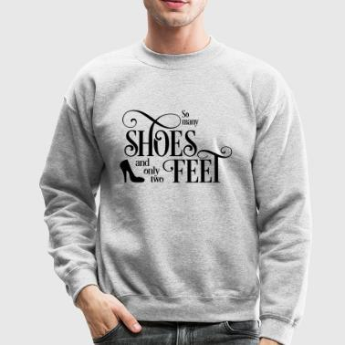 shoes - Crewneck Sweatshirt