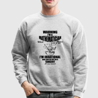 Mathematician - Crewneck Sweatshirt