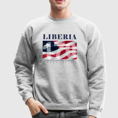 Liberia @ 170 Independence - Crewneck Sweatshirt