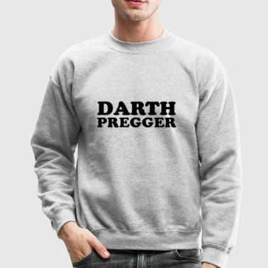 Darth Pregger - Crewneck Sweatshirt