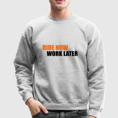 2541614 13215108 ride - Crewneck Sweatshirt