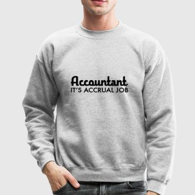 accountant - Crewneck Sweatshirt