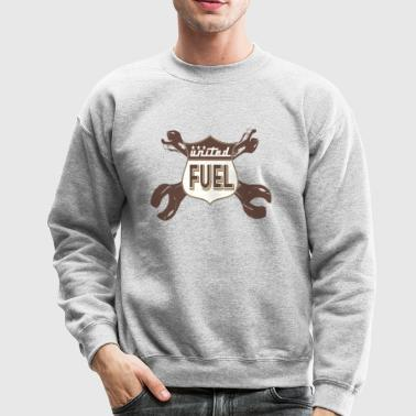 fuel - Crewneck Sweatshirt