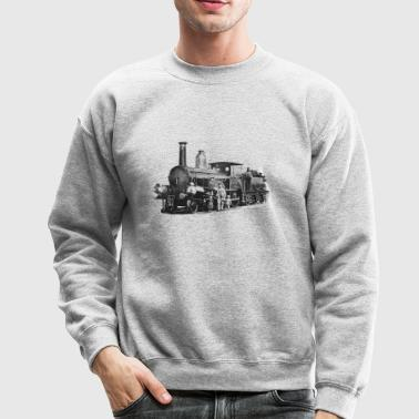 Old locomotive - Crewneck Sweatshirt