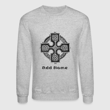 celtic_cross - Crewneck Sweatshirt