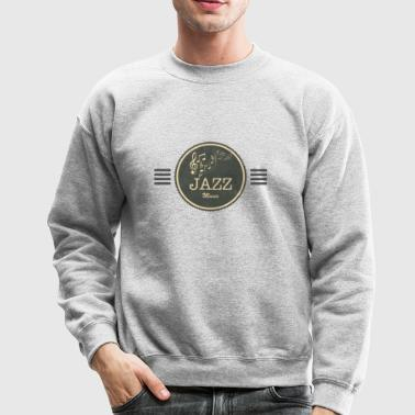 Jazz Music - Crewneck Sweatshirt