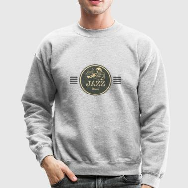 Jazz Music Gift for Jazz Fans - Crewneck Sweatshirt