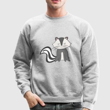 skunk - Crewneck Sweatshirt