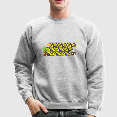village view - Crewneck Sweatshirt