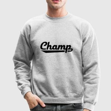 Champ - Crewneck Sweatshirt