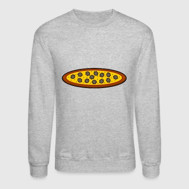pizza pizzeria food essen restaurant17 - Crewneck Sweatshirt