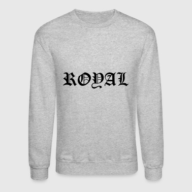 Royal - Crewneck Sweatshirt