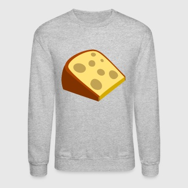 cheese - Crewneck Sweatshirt