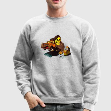 Garbage Man - Crewneck Sweatshirt