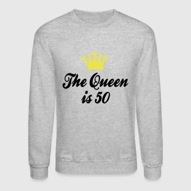 50th birthday - Crewneck Sweatshirt