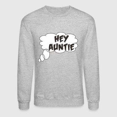 HEY - Crewneck Sweatshirt