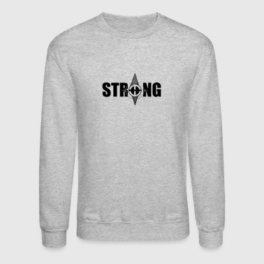Morally Strong - Crewneck Sweatshirt