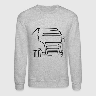 Transport Vehicle - Crewneck Sweatshirt