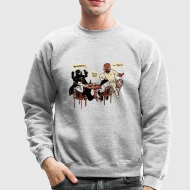 Poker Game - Crewneck Sweatshirt