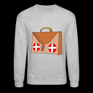 first aid - Crewneck Sweatshirt