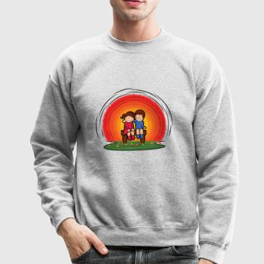 children - Crewneck Sweatshirt