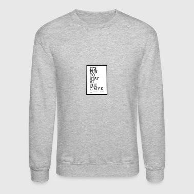 GIFT - IT'S FUN - Crewneck Sweatshirt
