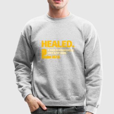 healed - Crewneck Sweatshirt