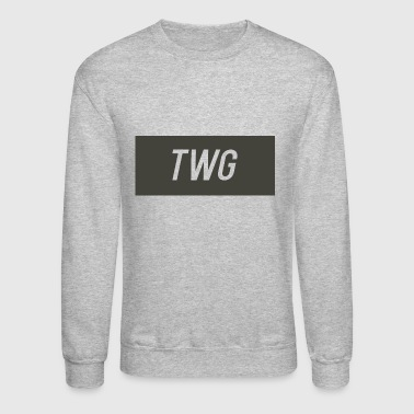 The Worst Generation Box Logo - Crewneck Sweatshirt